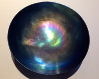 Rainbow Singing Bowl Size 24